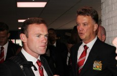 Rooney, Mata and De Gea named in strong Man Utd squad for US tour