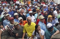Chase after Rory begins at Congressional