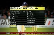 The BBC ticker accidentally made some shocking claims about The Queen