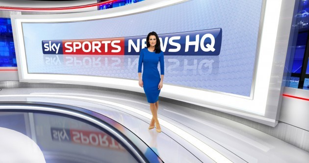 Sky Sports News is moving channel and it has a new name