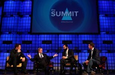 There's (dubious) speculation online that the Web Summit will be bought by SXSW
