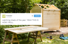 13 people who got really into a programme about sheds last night