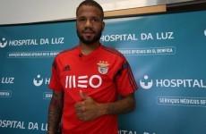 Gone Bebe Gone: Man United's £7m flop joins Benfica on permanent deal
