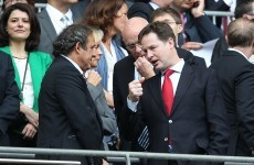 2018 World Cup should not be held in Russia – UK Deputy PM Nick Clegg