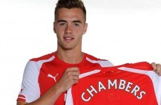 Arsenal sign £16m Chambers as yet another player departs Southampton