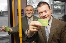One more bonus to being a teen? Cheaper Luas and bus travel