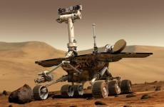 NASA's Mars rover Opportunity breaks off-world driving record