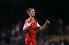 So…Morgan Schneiderlin is really happy about being forced to stay at Southampton