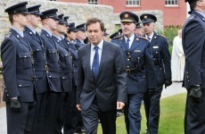 How has Alan Shatter gone from Department of Justice to High Court?