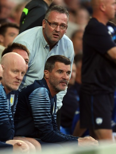 Roy Keane sees Villa beaten by Paul Cook's buoyant Chesterfield