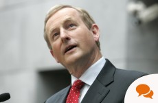 Column: What would you ask Enda?