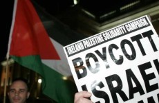 Galway town leads the way on Israeli boycott