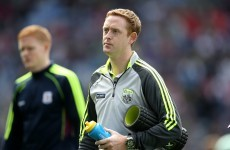 Sunday Game analyst Martin McHugh reckons that Colm Cooper is a 'two-trick pony'