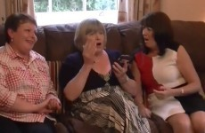 SPIN 1038 helped three Irish girls surprise their mammies with an Australian homecoming