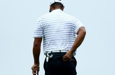 Tiger hurts back again as he misses cut at PGA