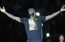"Return of the king: LeBron tells Ohio crowd: ""I love you. I'm back."""