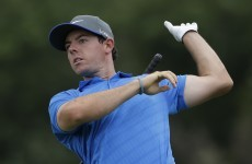 McIlroy on course for back-to-back majors after round three of PGA Championship