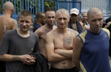 100 inmates escape high-security Ukrainian jail after shell attack