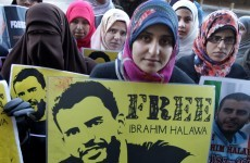 Irish teen due to stand trial in Egypt 'losing hope'