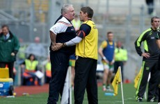 Paul Grimley steps down in Armagh and McGeeney favourite to take over
