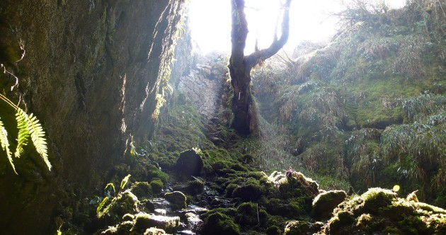 Lord of the Rings' Middle-earth was inspired by… the Burren