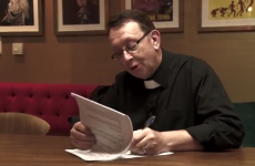 'Singing priest' Father Ray Kelly signs record deal with Universal