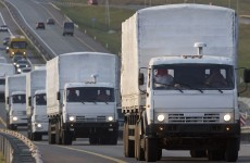 "Ukraine sends its own aid convoy east following fears over Russia's ""Trojan horse"""