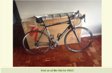 Guy sells his bike on Gumtree… with his ex-girlfriends number thrown in