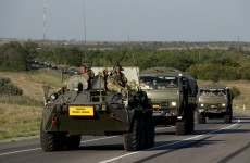 Ukraine tensions rise as Russian aid waits at border