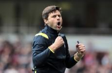 Dream start for Pochettino as Tottenham grab a last-gasp derby win at West Ham