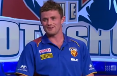 The AFL Footy show get all the céilí clichés out for interview with Mayo's Pearce Hanley