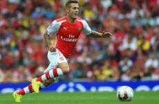Wenger defends Wilshere after lacklustre display
