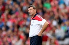 JBM's future as Cork boss in the dark as his three-year term concludes