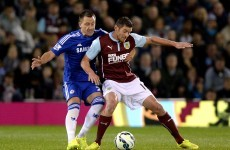 One game in, John Terry is already eyeing the Premier League title
