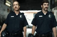 """WATCH: The hilarious trailer for Peyton and Eli Mannings' """"Football Cops"""""""