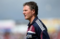 Alan Mulholland steps down as Galway manager