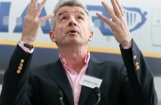 Michael O'Leary expects Ming to fly Ryanair back to Roscommon and spend his MEP euros