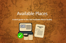 There's still time to apply for 'Available Places' through CAO