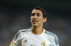 United target Di Maria's Real exit imminent, Ancelotti confirms