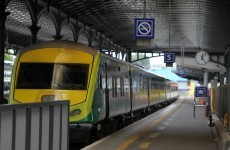 Travelling to work? Don't forget, there are no Intercity, DART or Commuter services today