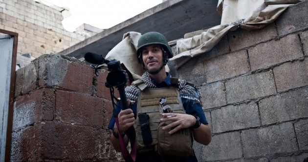 James Foley wrote a letter to his family while in captivity and it's beautiful
