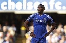 'Arry's Transfer Window: Eto'o off to Toffees, Arsenal miss out on defender and today's gossip