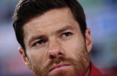 Xabi Alonso has retired from international football and the world is a poorer place tonight