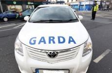Elderly woman dies after being struck by garda car