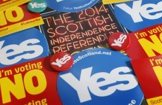 Where do the political parties stand on the Scottish independence?