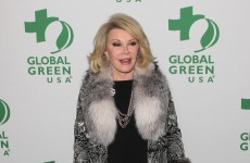 """Joan Rivers """"stable"""" in New York hospital – reports"""