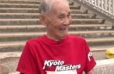 A 103-year old man has challenged Usain Bolt to a 100m race