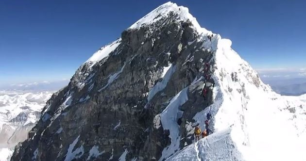 Everest on speed: Summit expert will take you to the top of the world in six weeks
