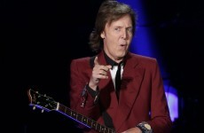 'Let's stay together': Now Paul McCartney's weighing in on the Scottish independence debate
