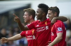 Liverpool have clicked into last season's form – Brendan Rodgers